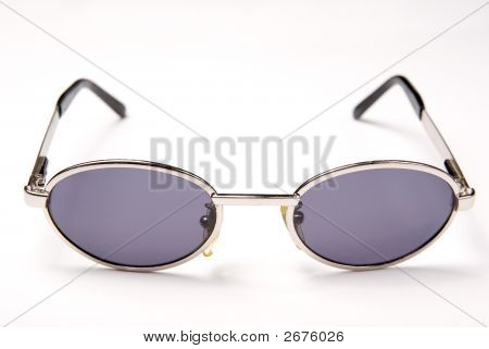 Sunglasses Close-Up