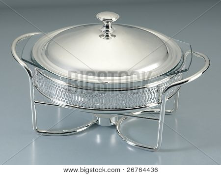 Chafing Dish made of stainless steel for buffet