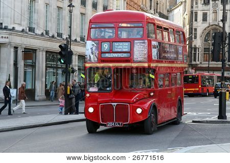 London's doubledecker
