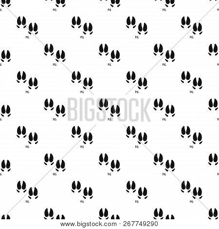 Pig Step Pattern Seamless Repeat Geometric For Any Web Design