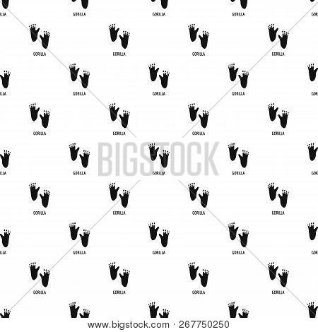 Gorilla Step Pattern Seamless Repeat Geometric For Any Web Design