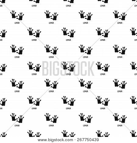 Lemur Step Pattern Seamless Repeat Geometric For Any Web Design