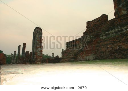 Ruins Of Old City