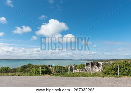 West Coast National Park, South Africa, August 20, 2018: Picnic Area At Preekstoel At The Langebaan