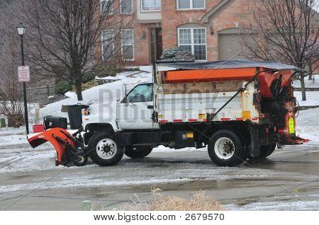 Kentucky Snow Plow