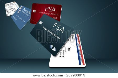 Here Is An Illustration With Five Of The Healthcare Insurance Cards You Might Be Carrying. These Inc