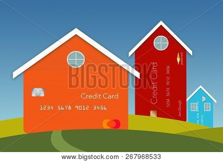 Home Improvements, Utility Bills And Repair Expenses Can End Up On Your Credit Card. Here Is An Illu