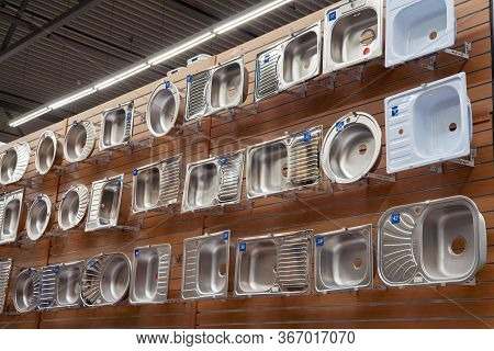 Great Choice Of Sinks For Sale In Store For Repair And Construction.
