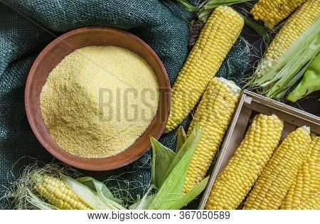 Melyes Corn Grits