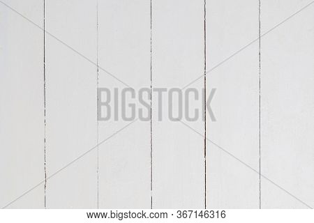 Old Grunge Bright Textured Wooden Background. The Surface Of An Old Bright Texture. Top View Brown T