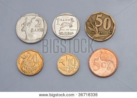 South African Coins