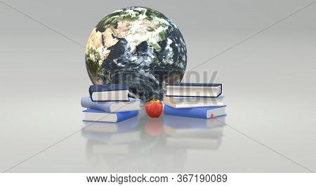 Home Schooling. Education. International Education Day. World Book Day. International Education. Lea