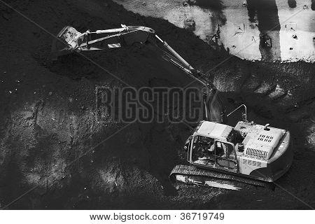 Construction Site 7 - Excavation