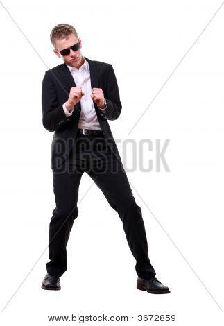 Cool Teen Dancing