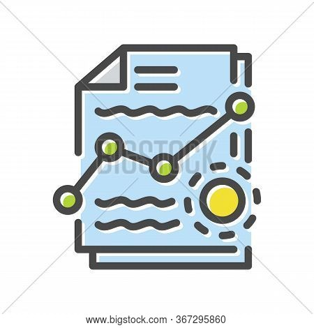 Medical Patent, Invention, Research Thin Line Icon, Logo Isolated On White Background. Chemical, Sci