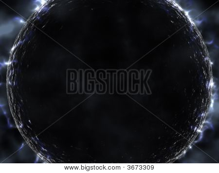 Alien Black Planet