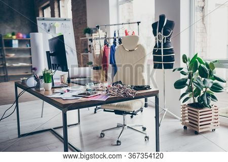 Light White Room Flat Apartment Needle Craft Order Personal Branding Glamour Couture Different Seaso