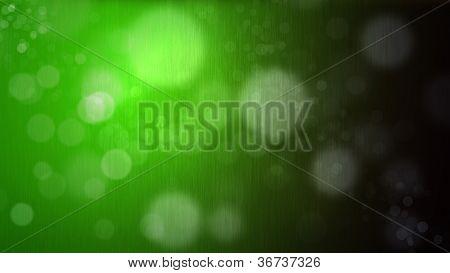 Bokeh 2 Green