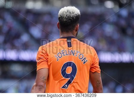 London, England - August 25, 2019: Joelinton Cassio Apolinario De Lira Of Newcastle Pictured During