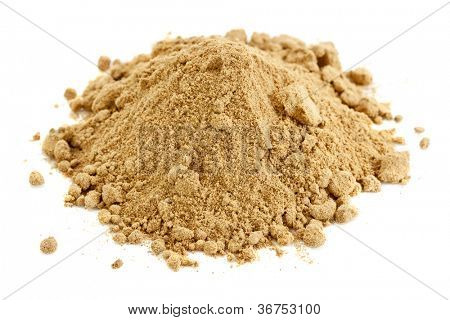 raw organic dried camu camu fruit powder (Myciara Dubia) - rainforest superfruit from Peru rich in vitamin C