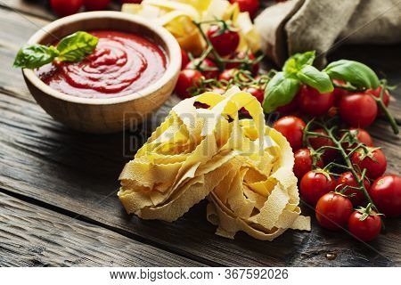 Pasta For Cooking