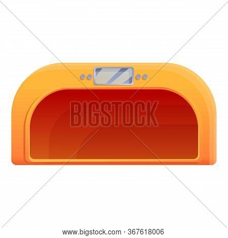Nail Dryer Color Icon. Cartoon Of Nail Dryer Color Vector Icon For Web Design Isolated On White Back