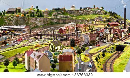 Scale Railroad