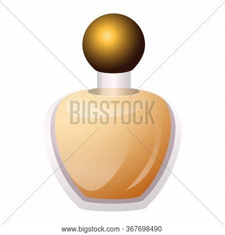 Scent Perfume Icon. Cartoon Of Scent Perfume Vector Icon For Web Design Isolated On White Background