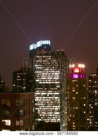 Midtown Skyline - New York City