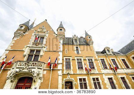 Etampes - Townhall