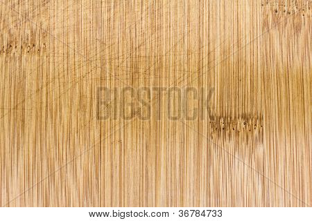 Cutting Board Texture With Scraches