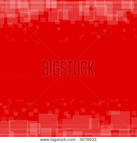 Simple Red Background