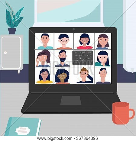 Online Education Vector Photo Free Trial Bigstock