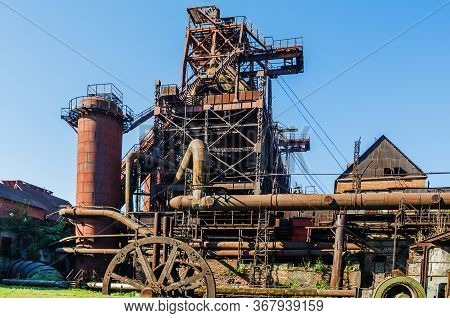 Plant-museum Of The History Of Mining-plant Equipment