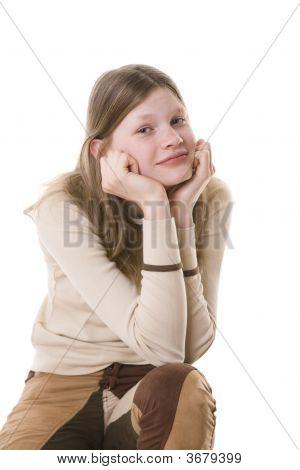 Teenager Portrait