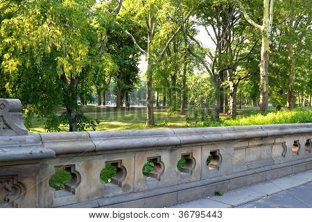 .driprock Arch, Central Park, New York