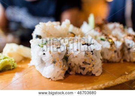 Tuna Tekka Roll