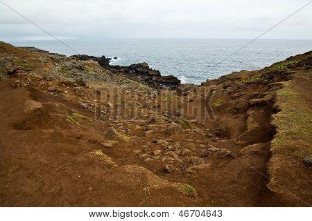 Blowhole on Maui