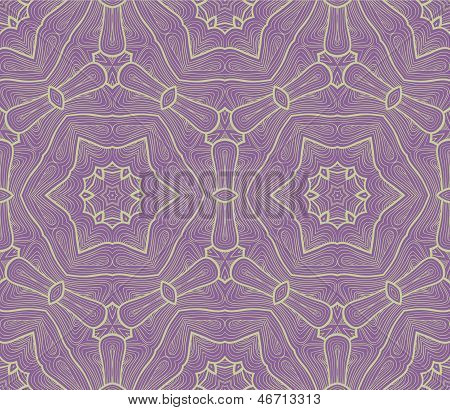 Abstract hand-drawn pattern, background