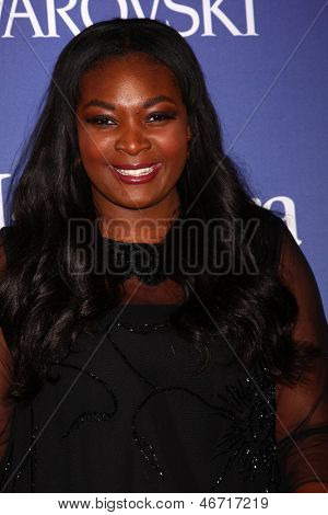 LOS ANGELES - JUN 12:  Candice Glover arrives at the Crystal and Lucy Awards 2013 at the Beverly Hilton Hotel on June 12, 2013 in Beverly Hills, CA