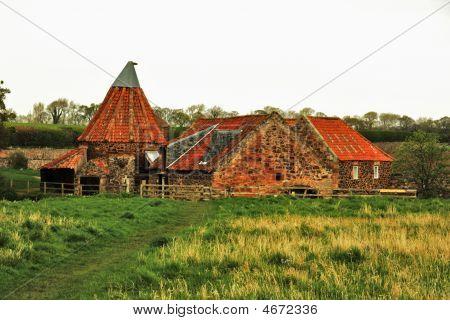 Preston Mill, East Linton, East Lothian, Scotland