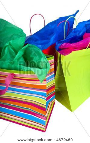 Vertical Shopping Bags