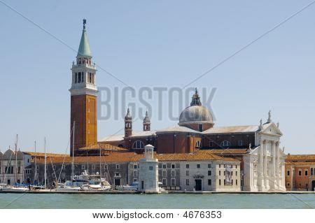 San Giorgio Maggiore Church, Venice, Italy
