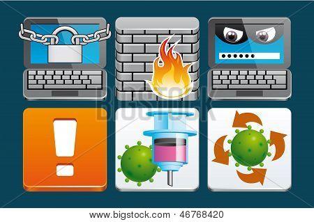 Internet güvenlik simgeleri