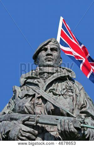 Royal Marine Portrait