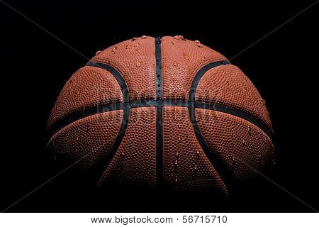Basketball Symmetrical Sweat and Tears