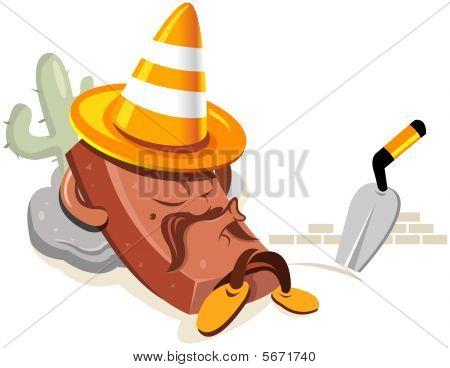 under construction cartoon