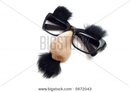 Groucho Glasses - Funny Glasses