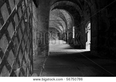 Entrance of Heidelberg Castle