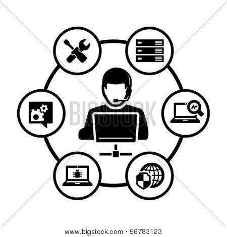 Computer technician